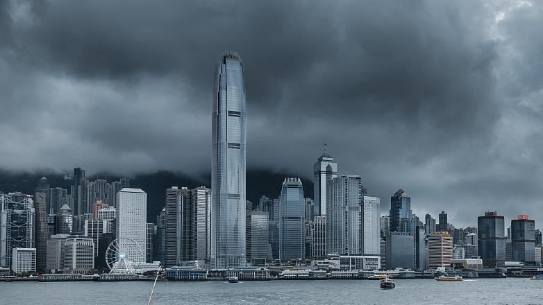ด้านมืดประเทศฮ่องกง
